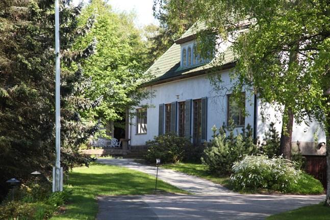 Lönnströms konstmuseum i Raumo.