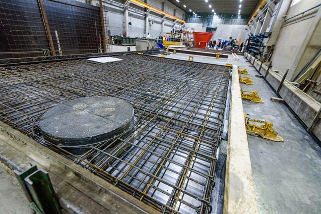Tara Element i Nedervetil har i över tio års tid analyserat sitt avloppsvatten noggrant.