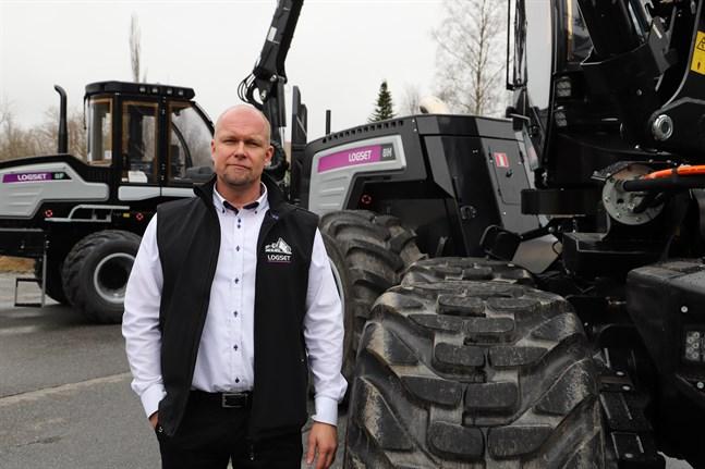 Jussi Malmi lämnar Kvevlax för att bli vd för Sampo-Rosenlew.