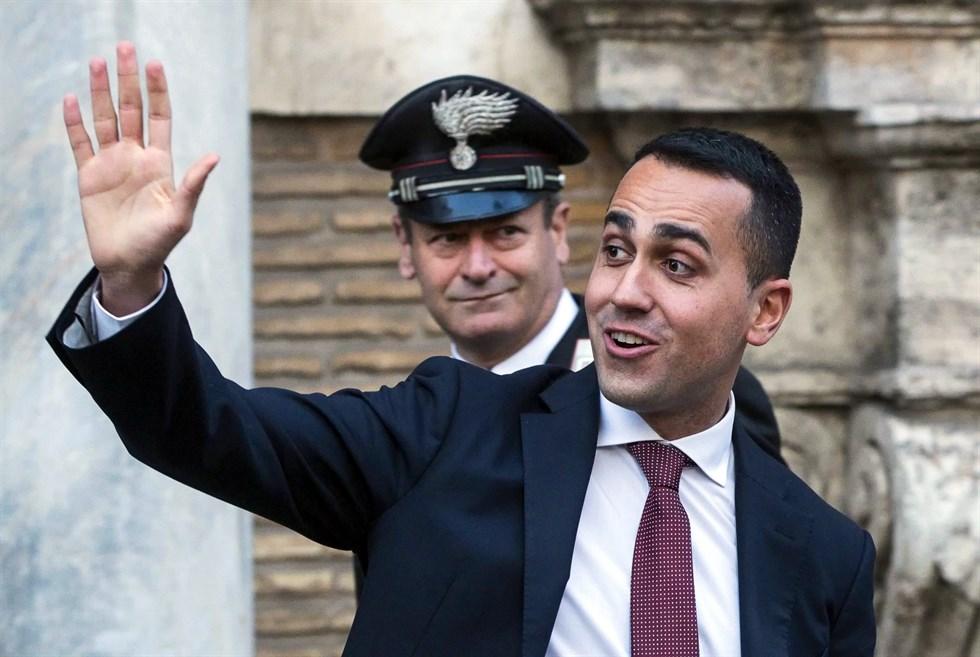 Italien ater i politiskt limbo