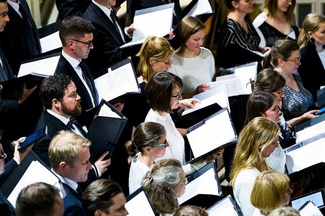 Spira Ensemble har en bred repertoar.