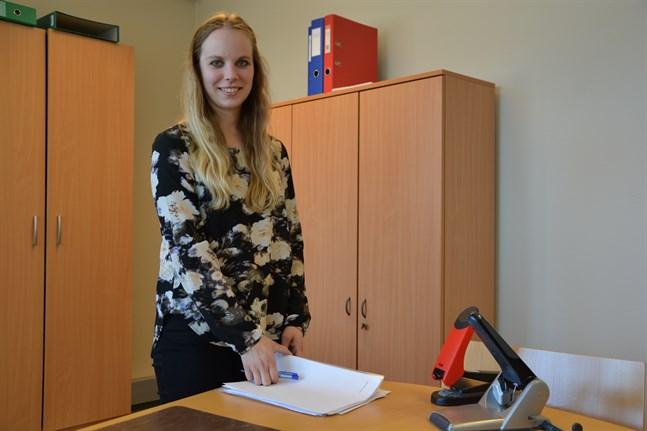 Vd:n Alexandra Vikberg på Best Accounting hoppas att förvärvet ska stärka den svenskspråkiga servicen.