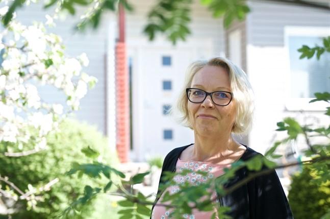 Nadja Suomela slutar jobba som chef för familje- och individomsorgen.