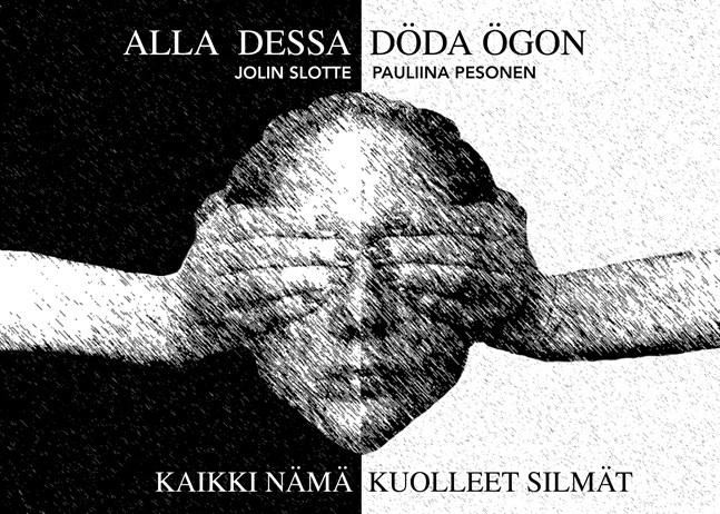 Omslaget till Jolin Slottes och Pauliina Pesonens