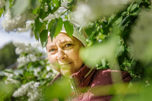 Nu finns berättelsen om hur Leena Sahlström drabbades av och dog av cancer som bok, utgiven av Förlaget M.