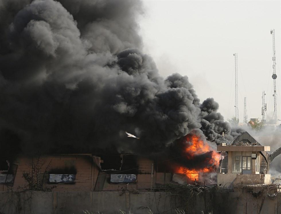 Minst tio doda i explosion i bagdad