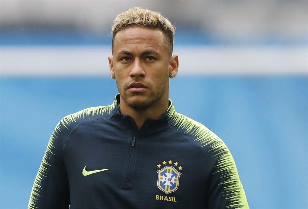 Neymar sjuk missar matcher