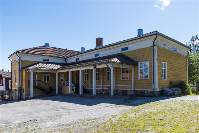 Nordmans skola ska bli vandrarhem.