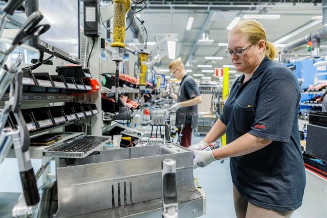 Danfoss i Vasa får komponenter till frekvensomriktare från Kina igen.
