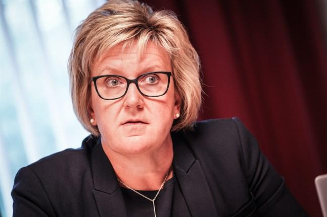 Ulrica Karp, direktör för Svenska Österbottens förbund för utbildning och kultur (SÖFUK).