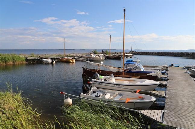Arkivbild: Monåfjärden.