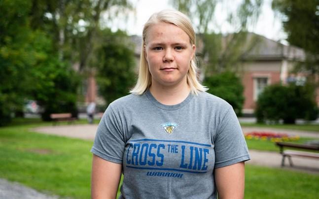 Ida Kuoppala flyttar till USA i höst och kommer att spela ishockey i universitetslaget Maine Black Bears.