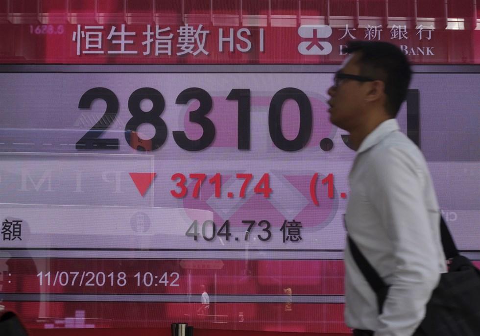 Uppat trots nytt index i tokyo