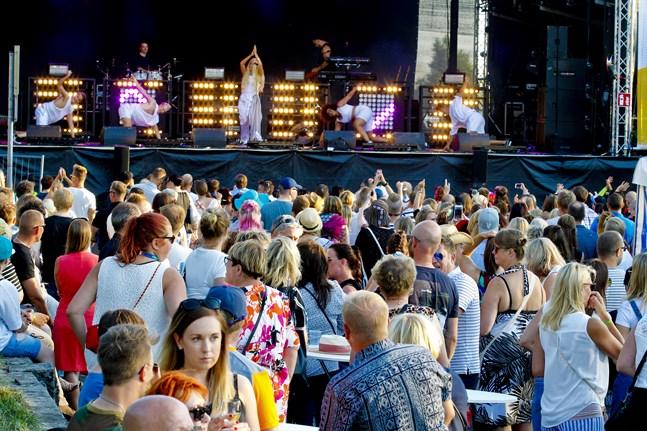 Vasa Festival ordnas för femte gången.