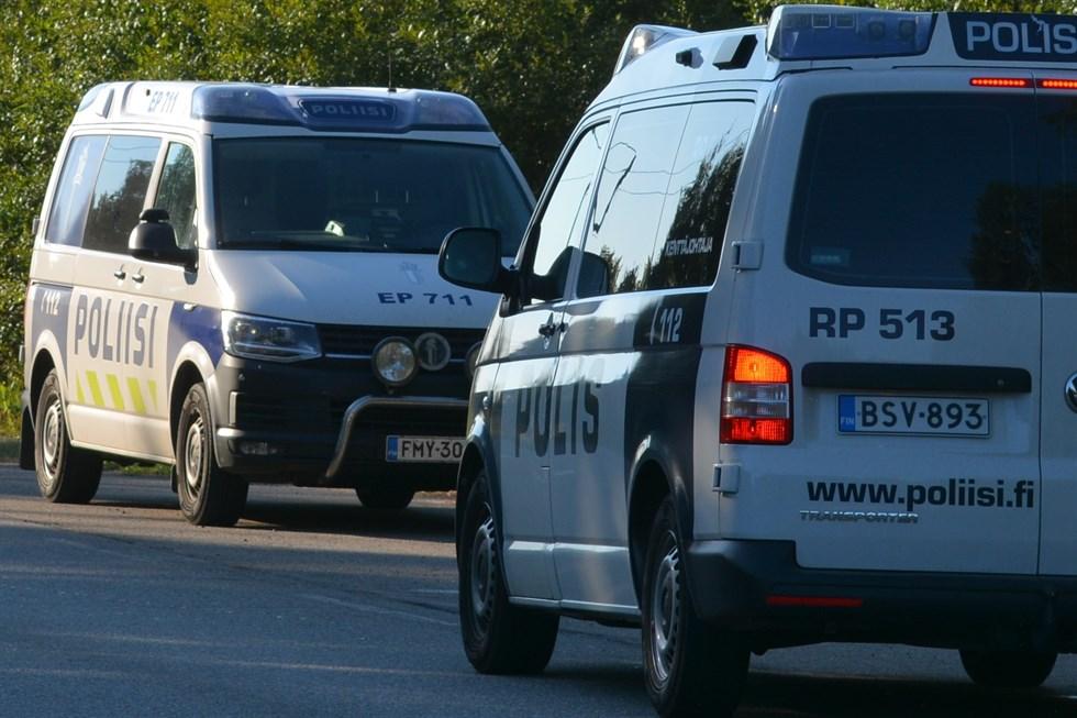 Polisen utför noggrannare kontroller i trafiken inför skolstarten. Foto   Mats Ekman Arkiv 5cdb9a0197fa2
