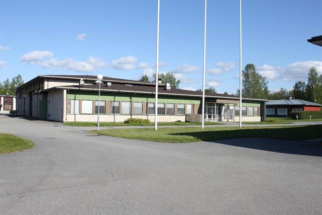 Det finns rum för fler företagare i före detta Korsnäs kurscenter.
