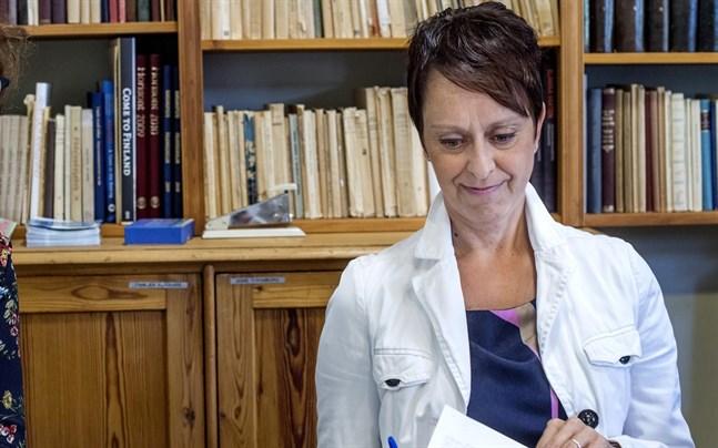 Carola Wiik på Kvarnen Samkommun är en av de tre delgenomförare i Våga Växa! Österbotten.