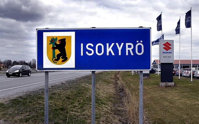 Storkyro ligger halvvägs mellan Vasa och Seinäjoki.