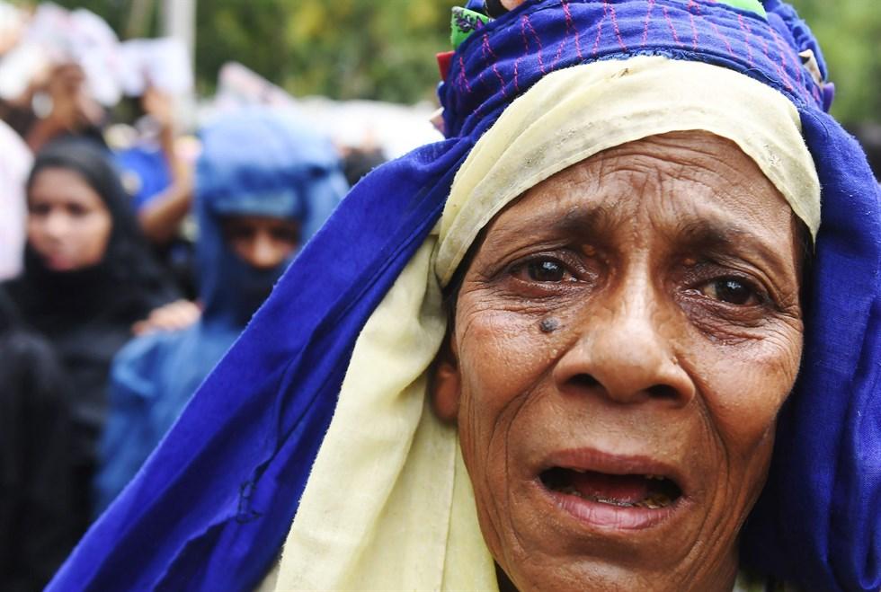 Is maste stallas till svars for folkmord