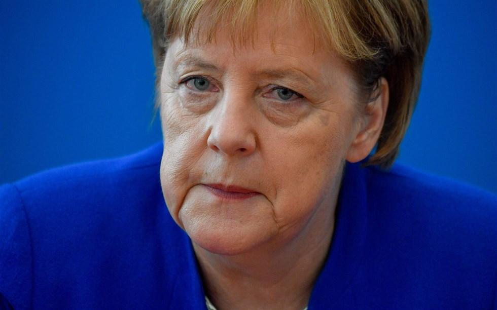 Merkel hatet har ingen plats i tyskland
