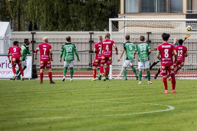 Jaro och KPV inleder säsongen 27 juni.