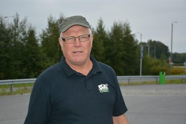 Ordförande Mats Ingves räknar med att samhällsbyggnadsnämnden i höst får en utredning om hur vattentillgången kan tryggas.