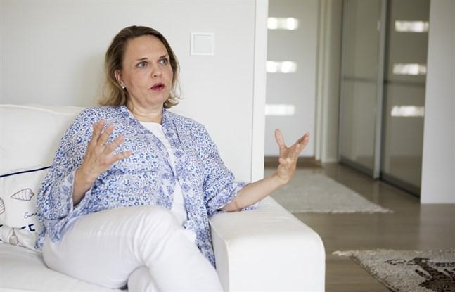 Sofie From-Emmesberger är ordförande för EU:s kommitté för utrikes- och säkerhetspolitik.