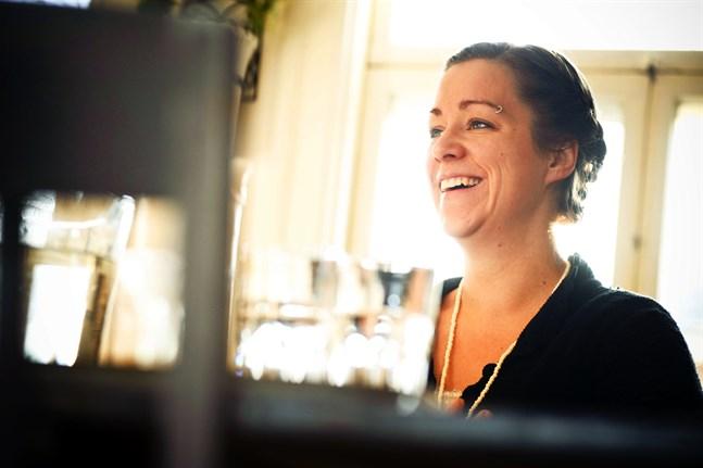 Malin Klingenberg är en av utbildarna inom den nya utbildningen för ordkonstledare.