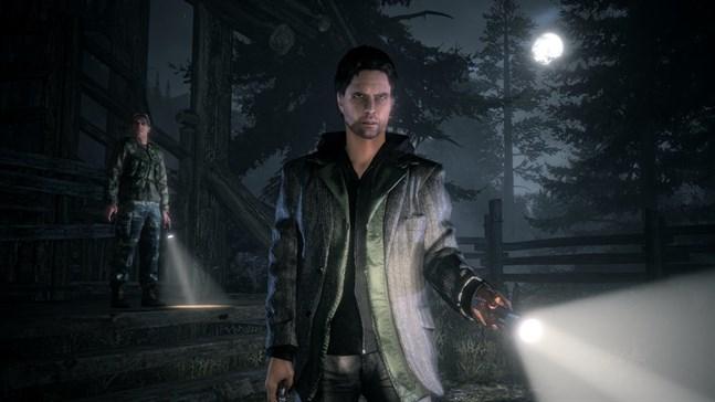 """Spelet """"Alan Wake"""" från 2010 utvecklas till tv-serie."""
