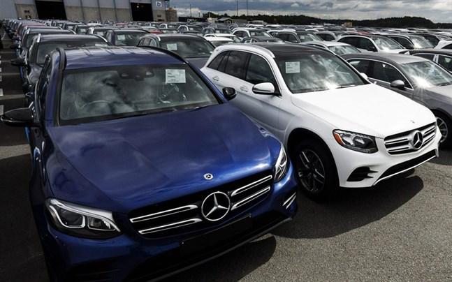 Neste och Veho tror sig ha hittat orsaken till varför en varningslampa börjat lysa på en del Mercedes-Benzbilar.