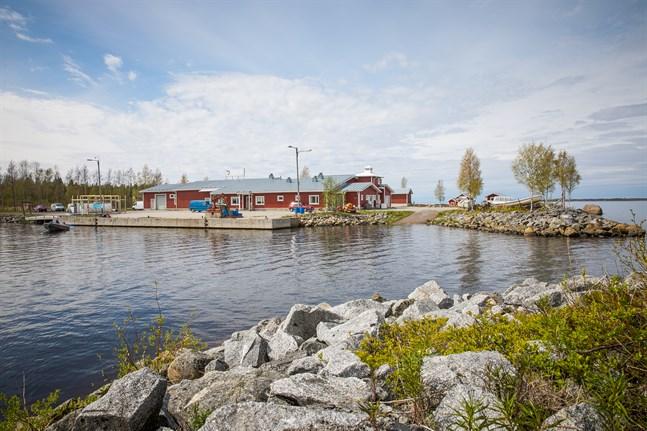 Både fiskehamnen och Ådö som bostadsområde kunde utvecklas, anser skribenten.