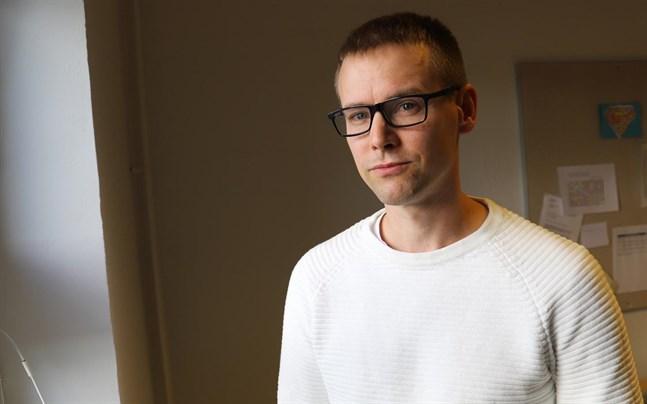 Patrik Söderberg, forskare och universitetslärare i utvecklingspsykologi.
