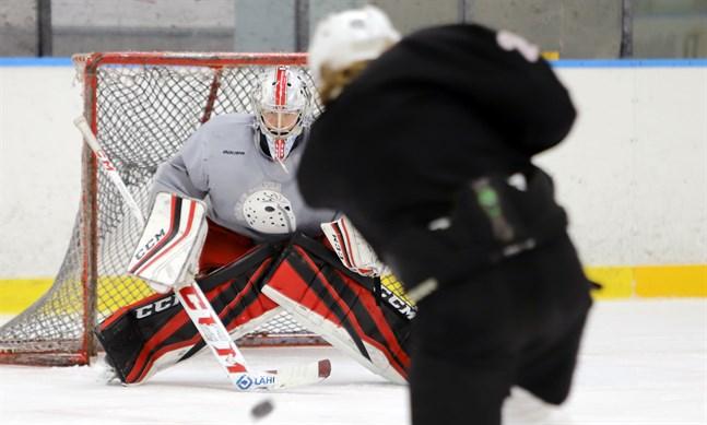 Jonathan Iilahti valdes av Vancouver Canucks i sjätte omgången i NHL-draften för tio år sedan.