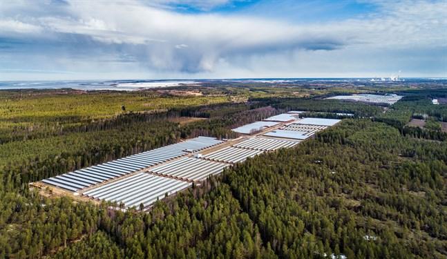Farmområdet i Fäboda. Arkivfoto.