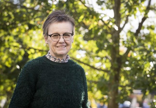 Rose Heir, rektor för Korsholms vuxeninstitut.