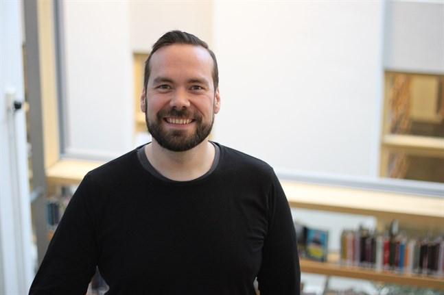 Jussi Loukiainen är grundare av spelföretaget Platonic Partnership.