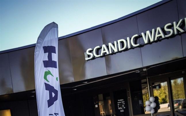 Scandic Waskia i Vasklot stänger i två veckor.
