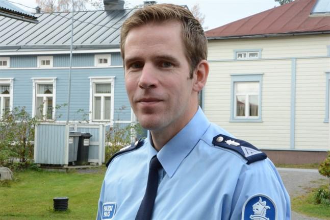 Sydösterbotten är en av de tryggaste platserna i världen att bo på, säger kommunikationschef Mikael Appel vid polisinrättningen