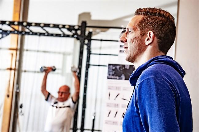 Pontus Backlund är ny idrottssekreterare i Pedersöre
