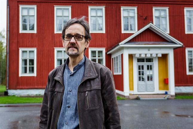 Vörås förvaltningsdirketör Markku Niskala har sagt upp sig.