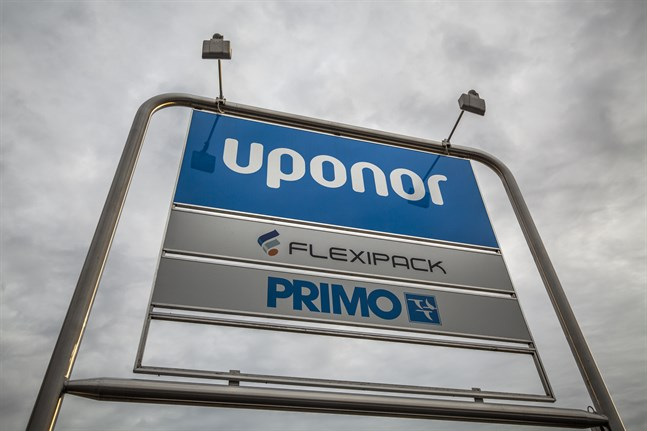 Uponor byter vd.