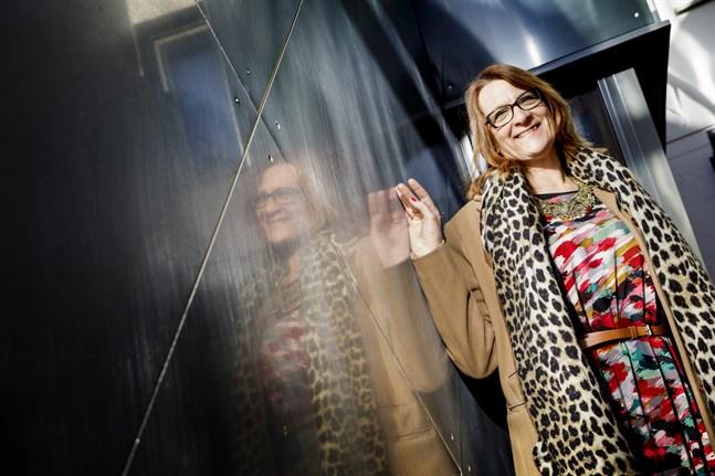 May-Gret Axell fortsätter leda KD i Vasa.