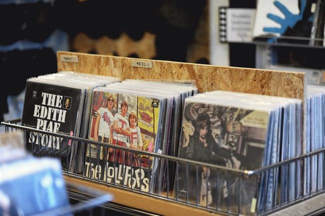 Vinylskivor för alla smaker.