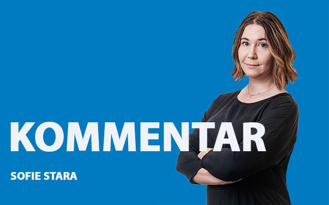 Sofie Stara. kommentar 14.11.2018.