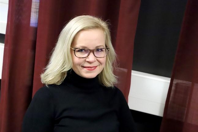 Det går också att känna tillfredsställelse över att inte konsumera, säger Anu Norrgrann.
