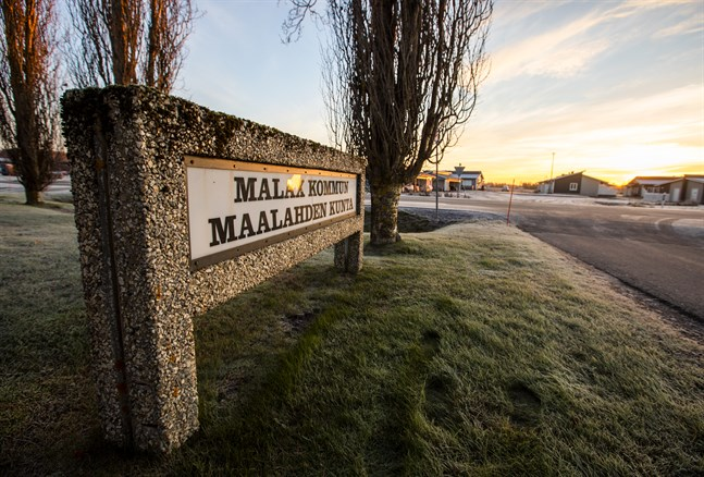 Malax kommun beviljas stadsunderstöd.