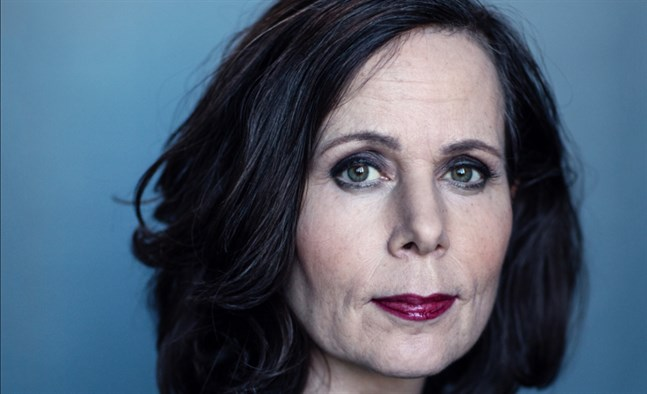 Sara Danius blev 57 år.