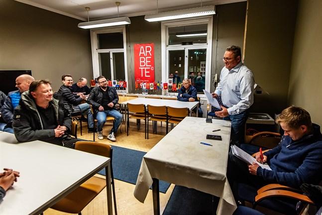 Efter ett antal uppskjutna möten fick JBK till slut en ny styrelse i vintras. Timo Kuusisto fortsatte som ordförande.