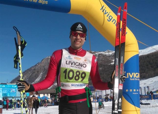 Eric Storvall föredrar långlopp numera och om han står på startlinjen någonstans den 7 mars så föredrar han att göra det i Sälen.