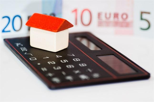 I hela landet var det genomsnittliga kvadratmeterpriset på gamla egnahemshus 1 492 euro under tredje kvartalet 2018.